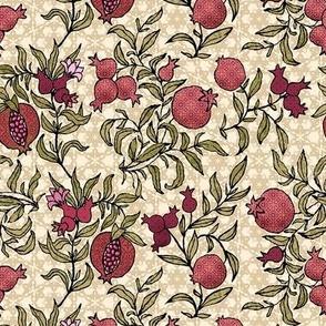 Rustic Pomegranate