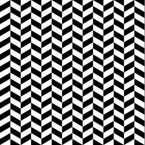 Chevron Black & White