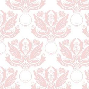 Ocular Damask - Pink