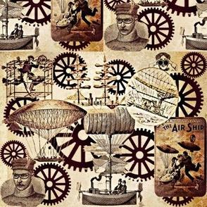 The Air Ship