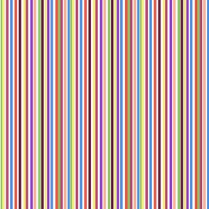 Multi stripes vertical