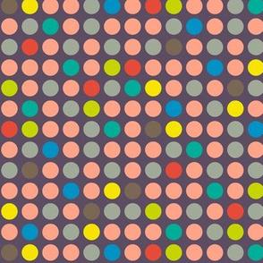 Game Dots Salmon