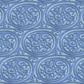 Curlyswirl (blue)