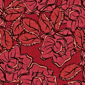 50s_Floral - Salem Stunners