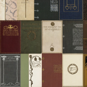 Madame Fancypantaloons' Instant Library