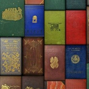 Mister Fancypantaloons' Instant Library ~ Covers