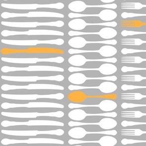 SetTheTableStripes-Orange