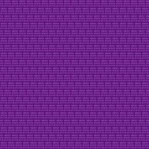 Binary Purples
