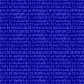 Binary Blues