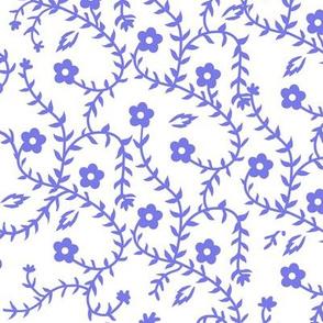 Elisa di Rivombrose Blue Caraco
