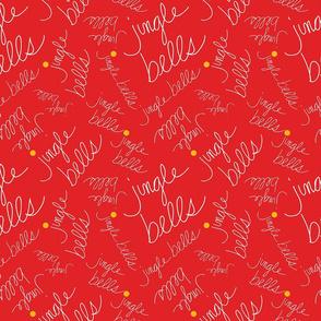 Jingle Bells Red