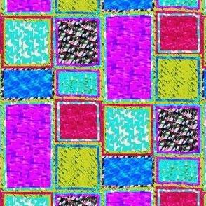 Grandma's Patchwork Quilt