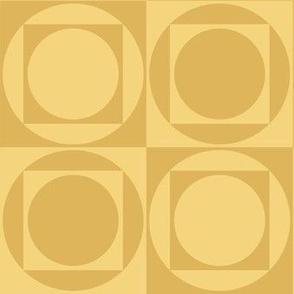 Retro Hi-Fi in Gold