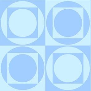 Retro Hi-Fi in Moody Blue