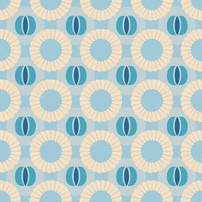 Florating-Blue