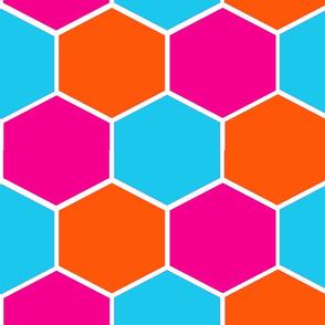 honeycomb harlequin multi