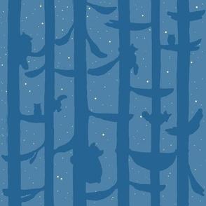 little hammock in the woods