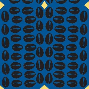 cowrie blue back