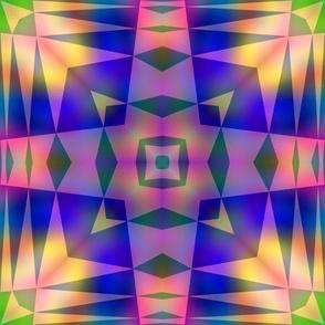 Perlin Quilt Block 4