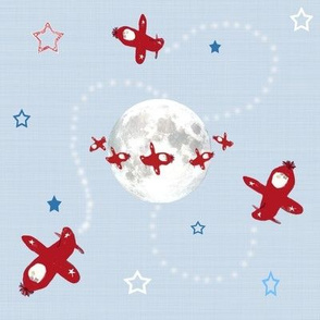 Little Toy Airplanes