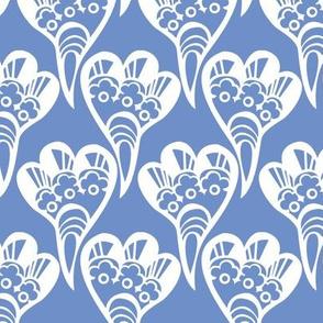 # Lobe Heart Blue