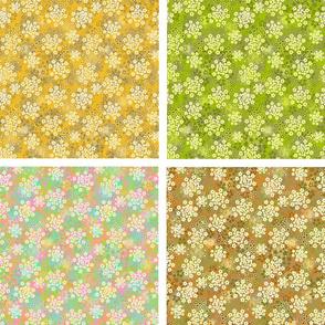 Verbena Quilter's Sample beige tone