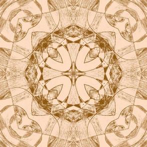 two color kaleidoscope