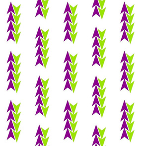 Directional Purple Lime