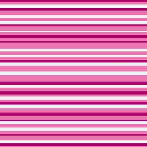 stripe carlos pink monochrome brown