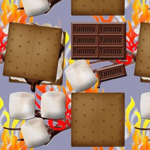 Camping Without Smores Is Just Sleeping Outdoors