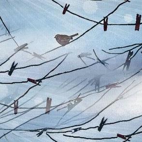 Winter_Clothesline