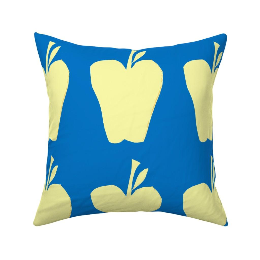 Catalan Throw Pillow featuring Delicious by boris_thumbkin