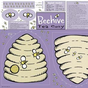 Beehive Tea  Cozy