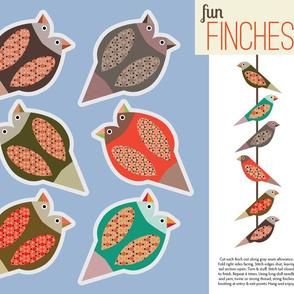 Fun Finches