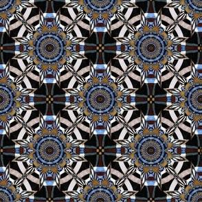 Florentine Collonade Symmetry