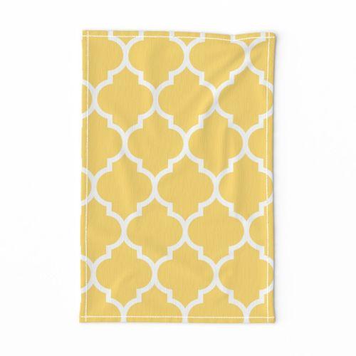 Home Decor Tea Towel