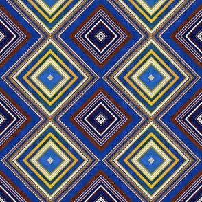 Striped - diagonal version