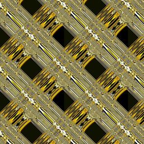 Fractal Diagonal Bars