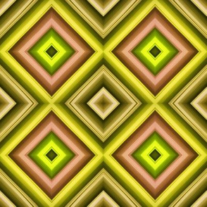 Green and Pink Squares