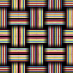 Striped Weave