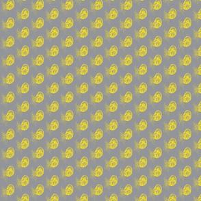 Nautilus Yellow/Grey