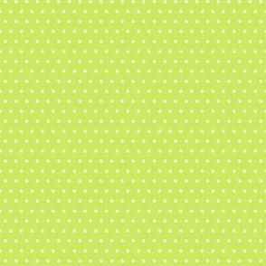 Avocado Polka Dot