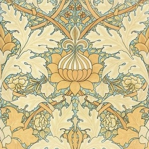 William Morris ~ St. James or Growing 