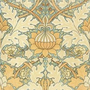 William Morris ~ St. James or Growing  Damask