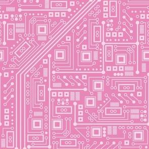 Robotika Circuit Board (Pink)