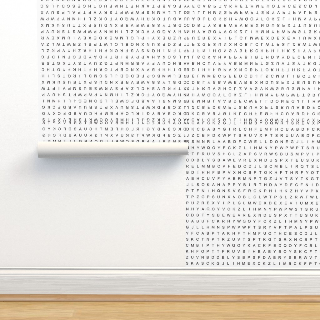 Celebration Word Search on Isobar by