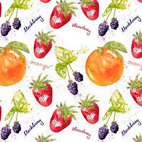 Fruits on a Frolic