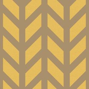 Bronze Chevron