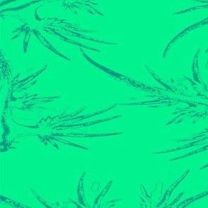 Tribal - Dragon Sea Slug Silhouettes