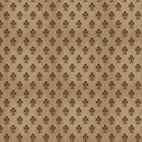 damask vintage pattern
